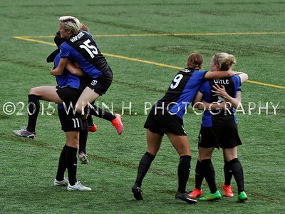 Seattle Reign 2015 Season