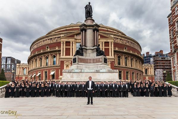 RCS at The Albert Hall