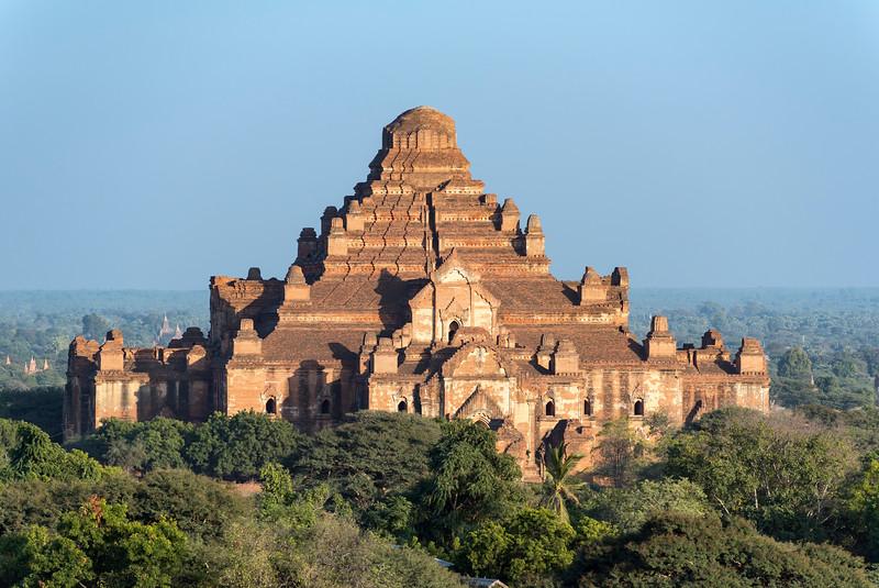 Dhammayangyi Temple, Bagan