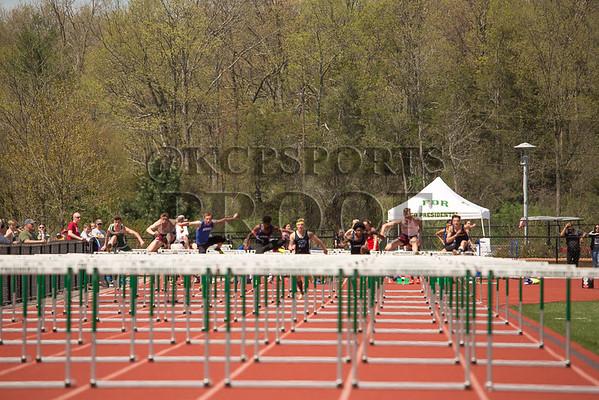 100/110m Hurdles Finals