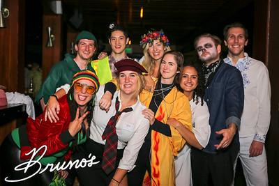 Halloween @ Brunos SF 10.31.19