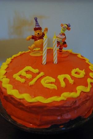 Elena's Birthday