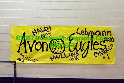 Girls Varsity Volleyball - Avon Quad - Westlake, Valley Forge, Normandy
