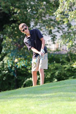 LMHS Boys Golf, Fall 2013