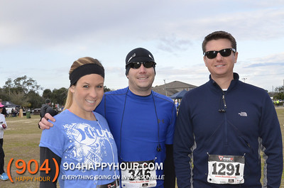 Mantanzas 5K and Fun Run @ St. Augustine  - 1.25.14