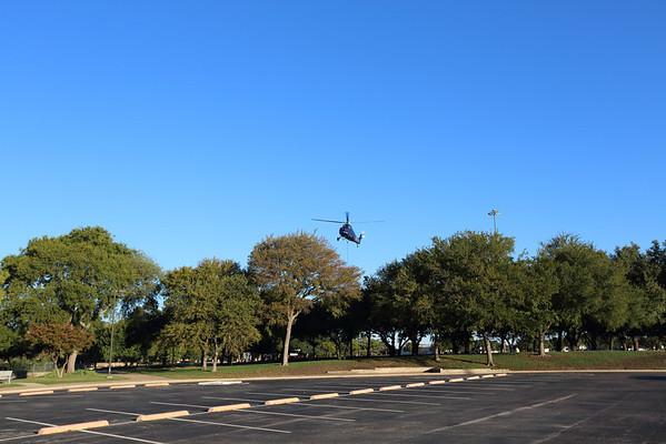 UTD chopper air conditioning unit air lift October 2013