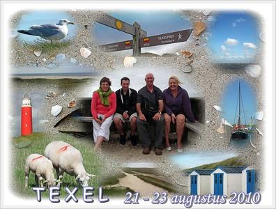 Texel 21 - 23 augustus 2010