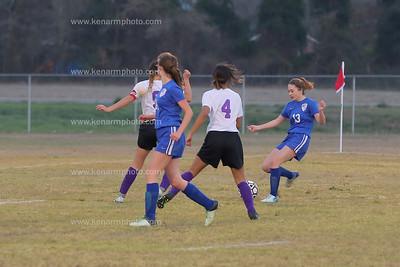 West Bladen 18 Pender girls soccer