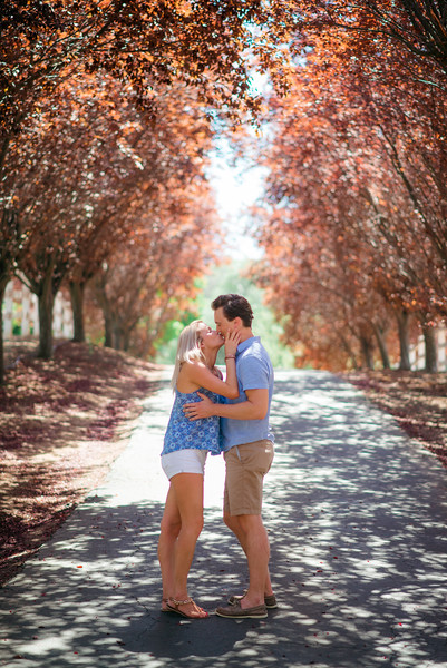 KC & Ashley-Engaged  {August 2016}