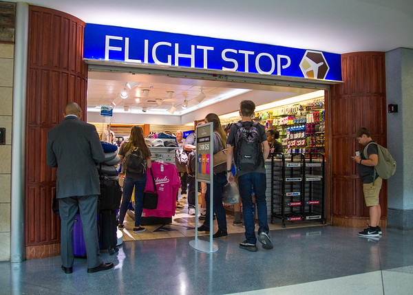Flight Stop, C Gates, near Gate C32