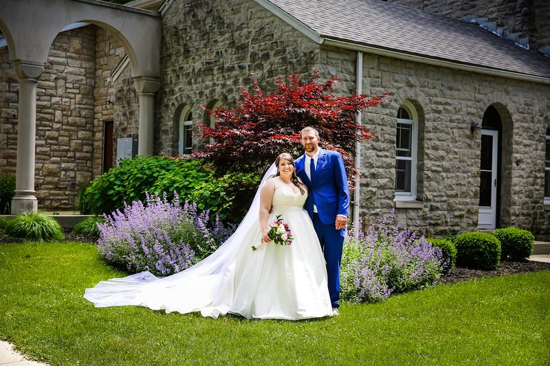 Miriam & Brad Wedding