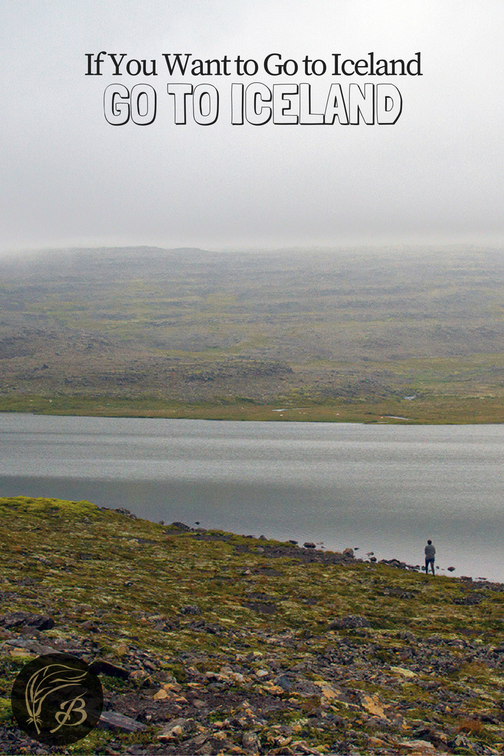 Want to go to Iceland? Well... what's stopping you?