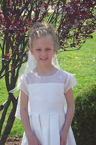 2005 Alyssa First Communion