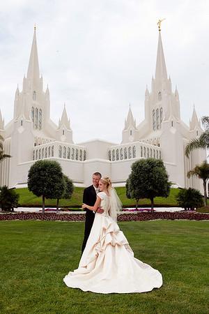 Kylie & Dennis Dudley Wedding