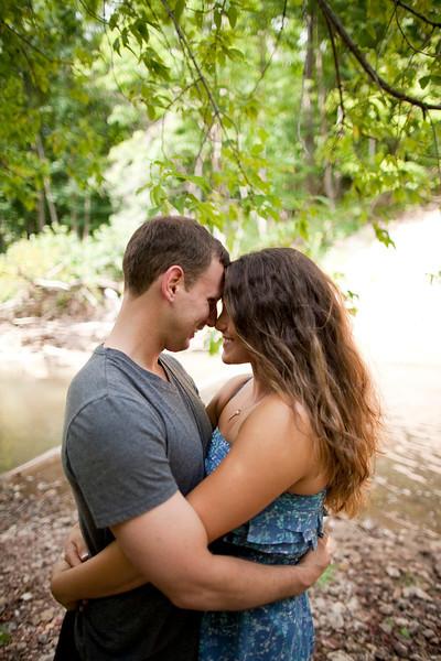 Jessica and Tom