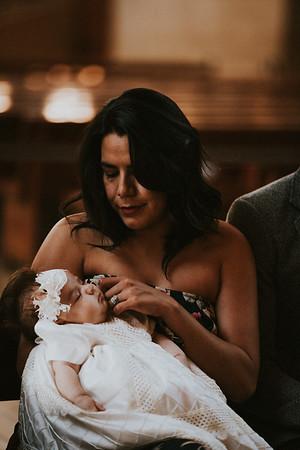 Fabiola and Neil Baptism