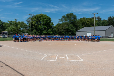 2021-08-15 Gators Softball Day at WVGSL Teams Pictures