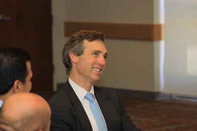 Session With Senator Van Taylor.
