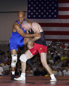 Men's Freestyle Championships 74 Kg, Joe Heskett (Gator WC) def. Casey Cunningham (Sunkist Kids)