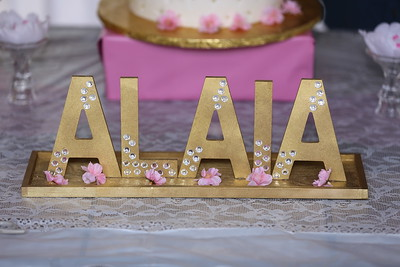 Alaia Baby Shower