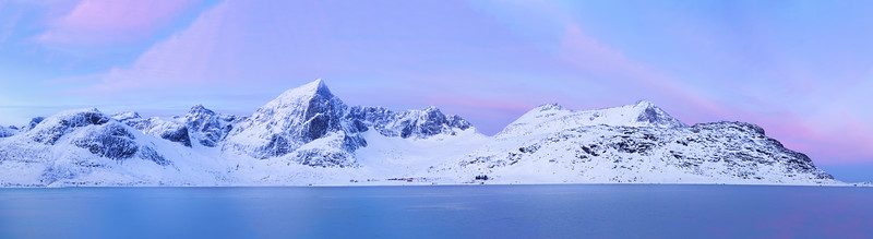 Flakstadpollen, Norway