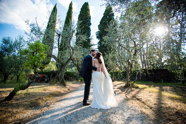 Emma & David Tuscany