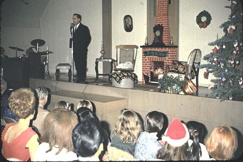 Church party, Elder Miller