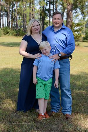 2015-09-20 Ft. Polk Family Pics