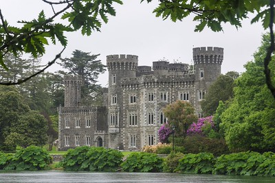 Irland - Johnstown Castle and Gardens
