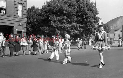 1958, 59 & 60 Parades