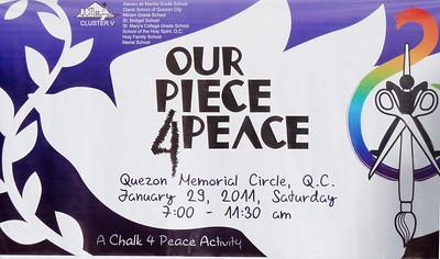 CHALK4PEACE 2011