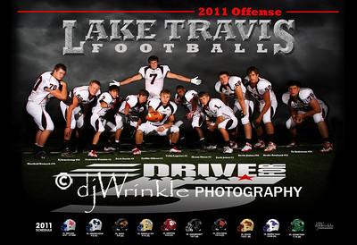 2011 Season Posters