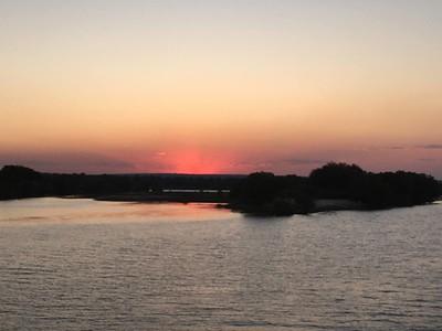 2015 - Zambia - Livingstone - Zambezi River
