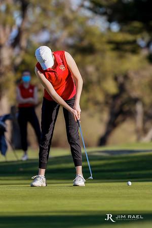 Women's Golf 2021