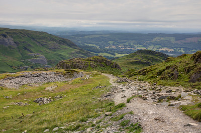 Lake District Day 2 pt 1: The Old Man of Coniston