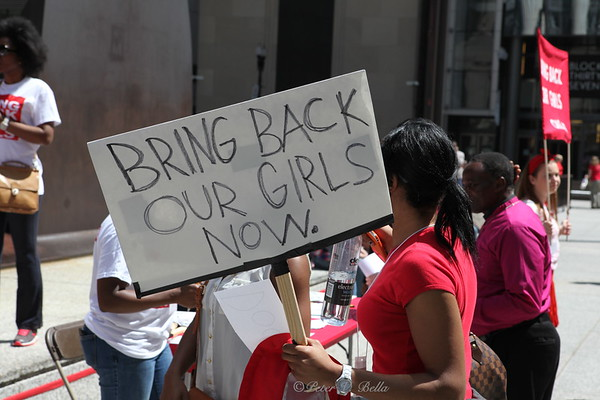 Bring Back Our Girls/Chicago