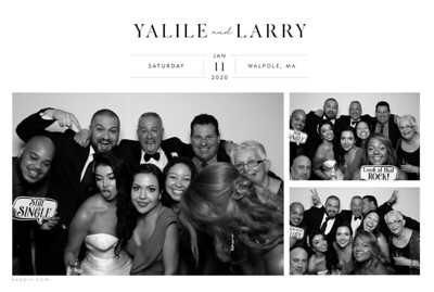 PRINTS - Yalile & Larry's Wedding