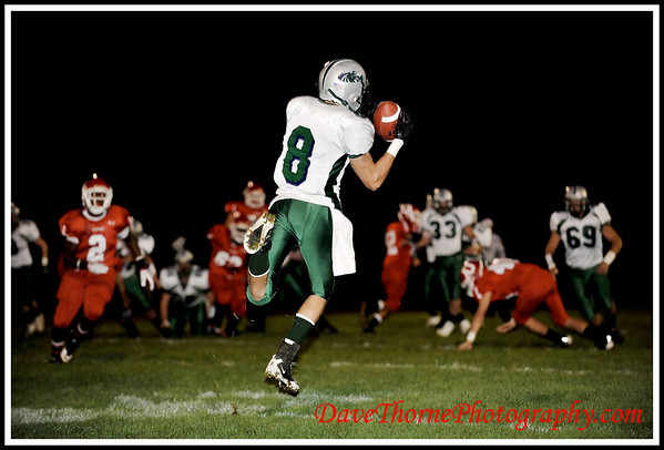 Football - Colts Neck vs Ocean  Oct 2010
