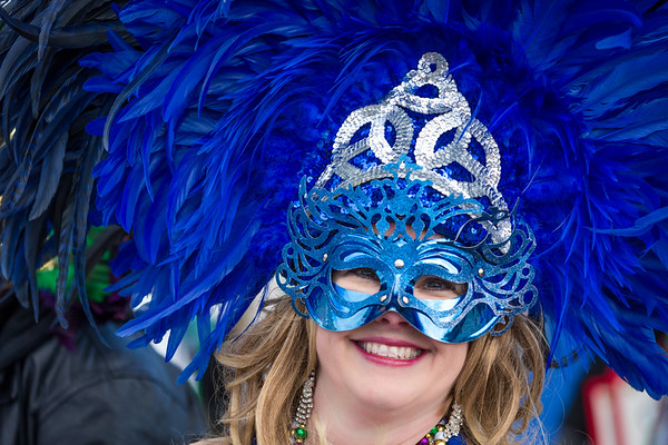 2015 St. Louis Mardi Gras Grand Parade Photos