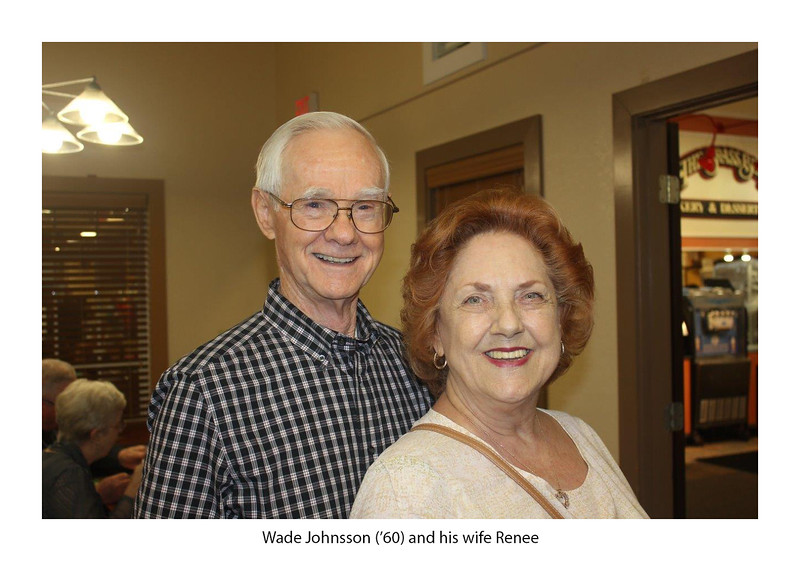 Wade Johnson '60 and his wife, Renee.jpg