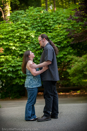 Carey and Sean Engaged