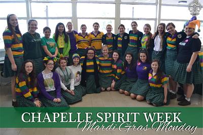 Spirit Week - Mardi Gras Monday