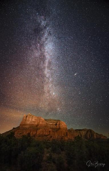 Courthouse Milky Way II