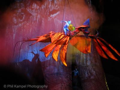 Cirque du Soleil - Toruk 11 30 16