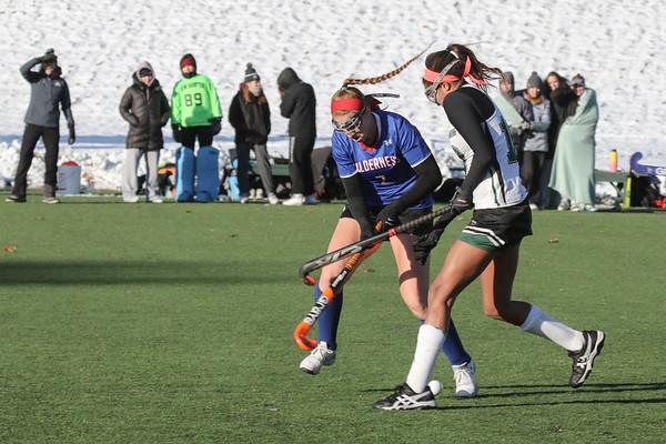 Girls' Varsity Field Hockey vs. New Hampton in Quarterfinals | November 14