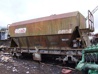 PGA - 2 Axle Stone Hopper Wagon