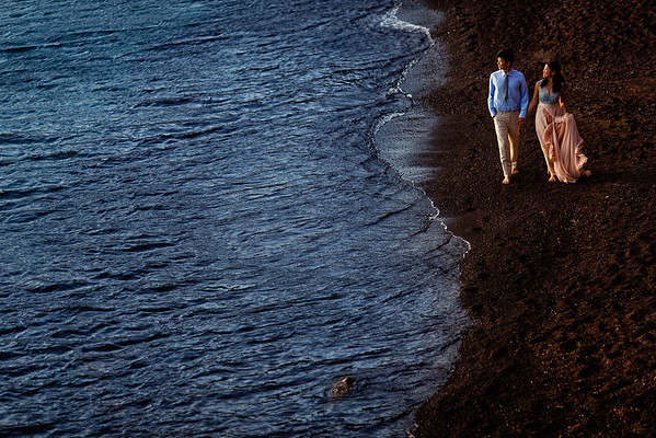 Fene & Cheah - October 2015 - Santorini, Greece
