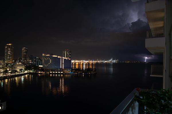 Lockdown Lightning