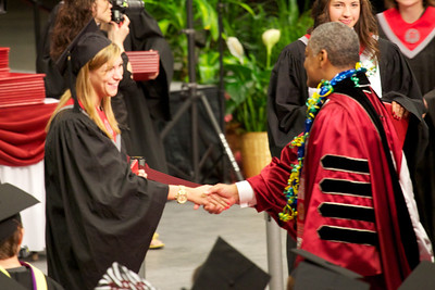 Tina Cahill WSU Graduation May 5, 2012