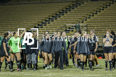 2015 Cal Poly Women's Soccer vs Irvine